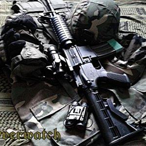 My Rifle