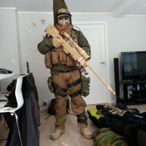 MJK/FSK and Spec-Ops norwegian kit.