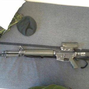 Canadian Armed Forces C Div 3 Coy 6 Plt