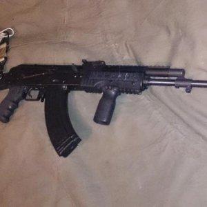 "Daytonagun AKM ""Tactical"""