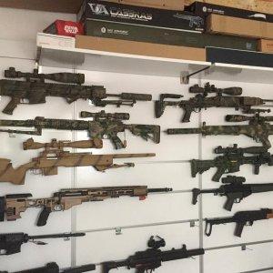 My Sniper Wall