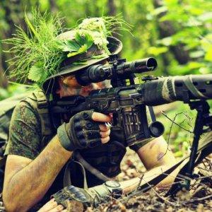 Russian Feld Sniper