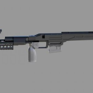 Custom v.1 whot EBR stock